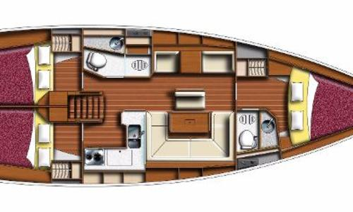 Image of Jeanneau Sun Odyssey 409 for sale in Thailand for €85,000 (£73,983) Ao Po Grand Marina, Phuket, Thailand