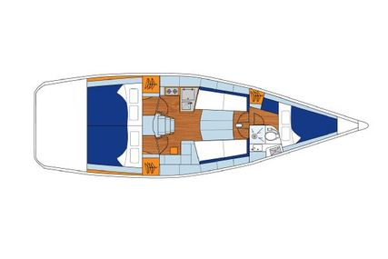Beneteau First 40 for sale in United Kingdom for €49,000 (£43,629)