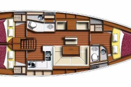 Jeanneau Sun Odyssey 409 for sale in Croatia for €92,500 (£84,476)