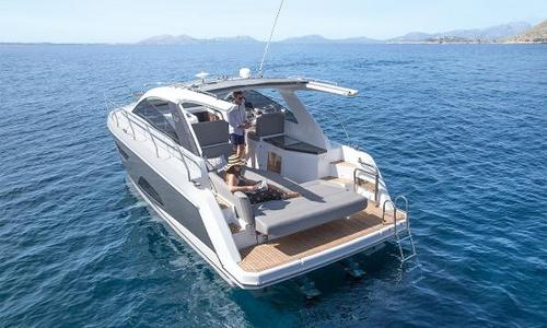 Image of Sealine S335 for sale in United Kingdom for £266,690 Chertsey, United Kingdom