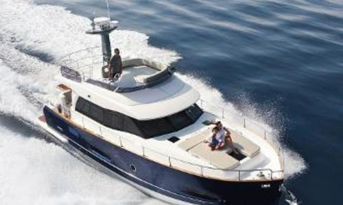 Image of Azimut Yachts Magellano 43 for sale in United Kingdom for £599,000 Eastbourne, United Kingdom