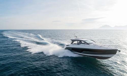 Image of Azimut Yachts Atlantis 51 for sale in United Kingdom for £790,833 Swanwick, United Kingdom