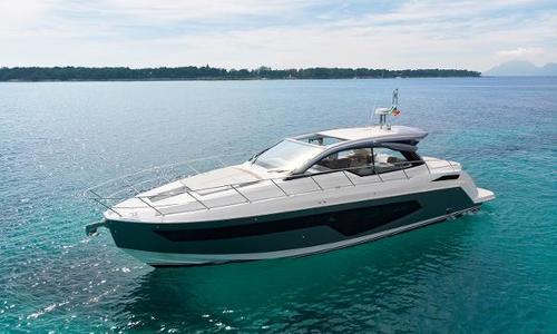 Image of Azimut Yachts Atlantis 51 for sale in United Kingdom for £790,833 Swanwick, United Kingdom