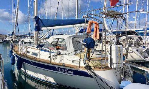Image of Hallberg-Rassy 37 for sale in Cyprus for £135,000 Yenierenkoy, Cyprus