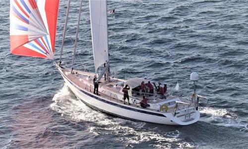 Image of Hallberg-Rassy 62 for sale in Spain for £695,000 Cartagena, Spain