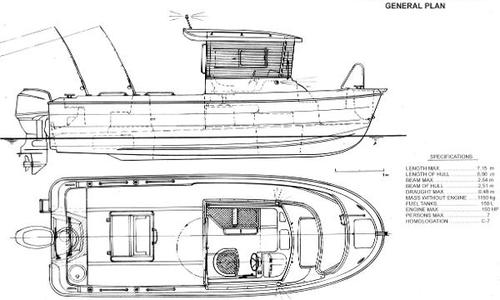 Image of Smartliner Fisher 23 for sale in United Kingdom for £32,500 Plymouth, United Kingdom