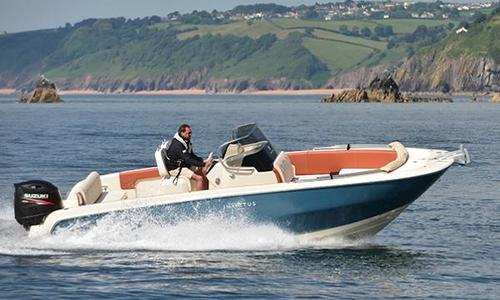 Image of Invictus 240FX for sale in United Kingdom for £49,950 Falmouth, United Kingdom