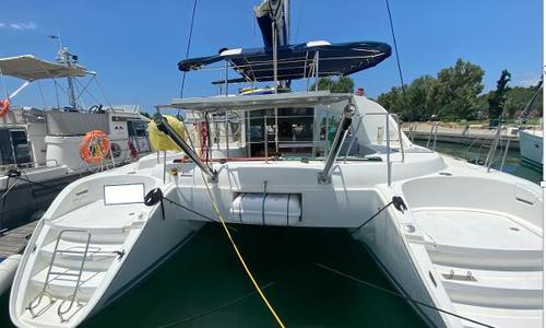 Image of Lagoon 380 S2 Premium for sale in Greece for €159,995 (£146,115) Halkidiki, Greece