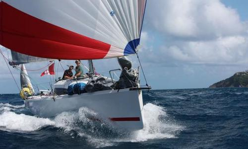 Image of Jeanneau Sun Fast 3600 for sale in Ireland for €149,000 (£128,331) Ireland
