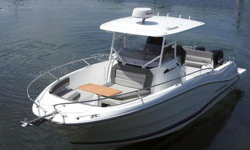 Image of Jeanneau Cap Camarat 9.0CC - IN STOCK NOW for sale in United Kingdom for £119,950 Swanwick, United Kingdom