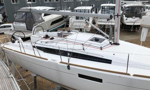 Image of Jeanneau Sun Odyssey 349 for sale in United Kingdom for £128,449 Swanwick, United Kingdom