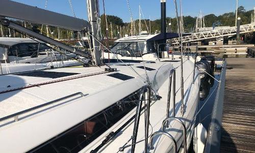Image of Jeanneau Sun Odyssey 490 for sale in United Kingdom for £364,669 Swanwick, United Kingdom