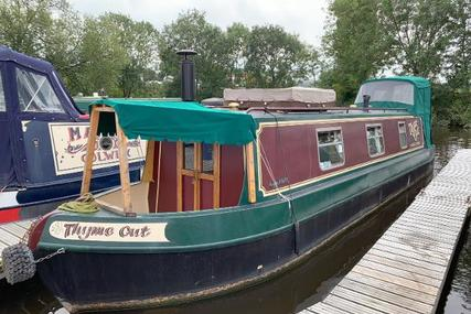 Liverpool Boats 35ft Narrowboat for sale in United Kingdom for £27,450