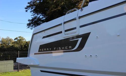 Image of Jeanneau Merry Fisher 895 for sale in United Kingdom for £99,000 Naburn, United Kingdom