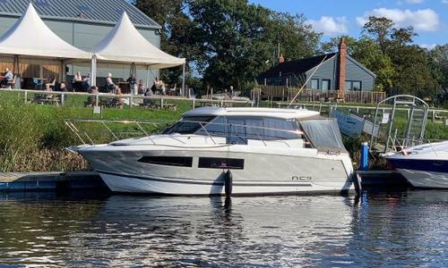 Image of Jeanneau NC 9 for sale in United Kingdom for £135,000 York, United Kingdom