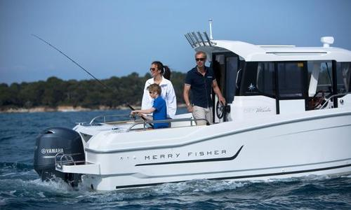 Image of Jeanneau Merry Fisher 695 Marlin for sale in United Kingdom for £47,460 Lincoln, United Kingdom