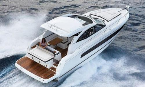 Image of Jeanneau Leader 36 for sale in United Kingdom for £293,995 Lincoln, United Kingdom