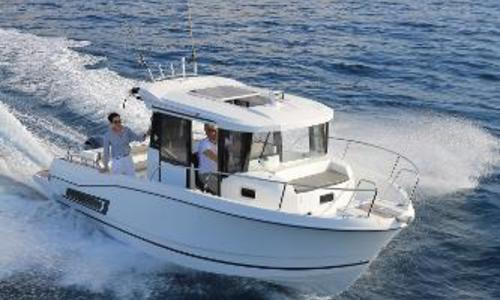 Image of Jeanneau Merry Fisher 795 Marlin for sale in United Kingdom for £63,345 Lincoln, United Kingdom