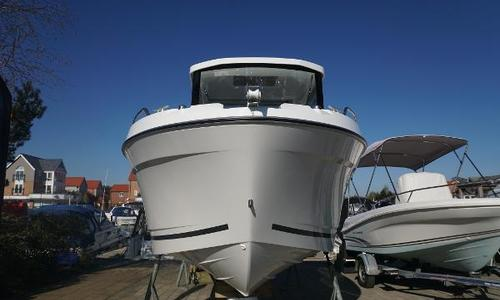 Image of Jeanneau Merry Fisher 605 Marlin for sale in United Kingdom for £34,950 Ipswich, United Kingdom