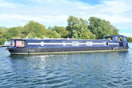 Wide Beam Narrowboat Lambon 62' Unique Design for sale in United Kingdom for £119,950