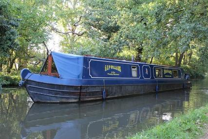 Narrowboat 50' P.M Buckle Cruiser Stern for sale in United Kingdom for £39,950