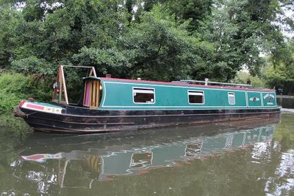 Peter Nicholls Steelboats 47' 6'' Narrowboat for sale in United Kingdom for £34,950