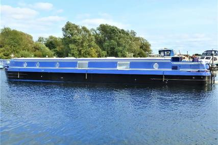 Viking Cruisers 57 x 13 03 Widebeam Narrowboat for sale in United Kingdom for £153,000