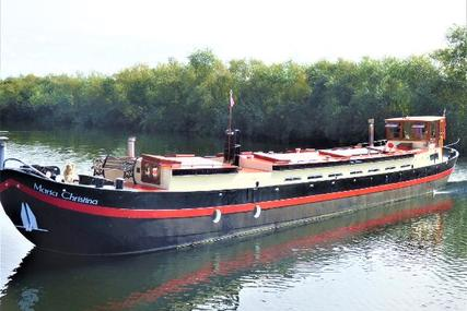 Classic Dutch Restored Dry Goods Barge for sale in United Kingdom for £165,000