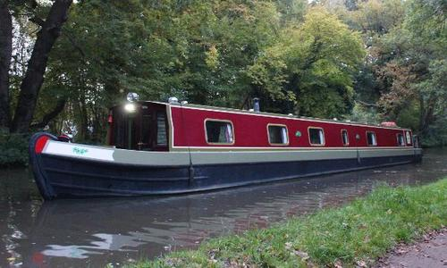 Image of Narrowboat 69' Pro-Build Cruiser Stern for sale in United Kingdom for £69,950 Pyrford, United Kingdom