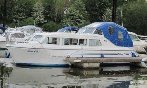 Image of Viking 28 Narrowboat for sale in United Kingdom for £57,970 Wyton, United Kingdom