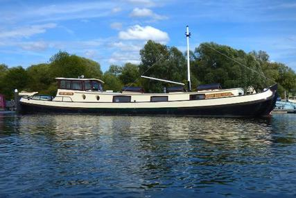 Barge Dutch Motor Tjalk for sale in United Kingdom for £139,950