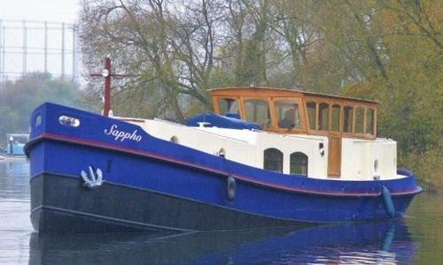 Image of Aqualine Voyager 60 Dutch Barge for sale in United Kingdom for £174,500 Reading, United Kingdom