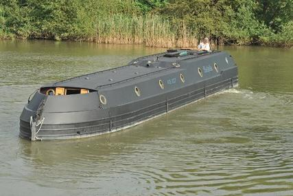 Wide Beam Narrowboat Reeves 58 for sale in United Kingdom for £164,950