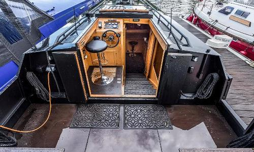 Image of Wide Beam Narrowboat Reeves 58 for sale in United Kingdom for £164,950 Reading, United Kingdom