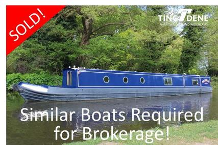 Narrowboat 's Required for Brokerage for sale in United Kingdom for £158,286