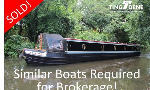 Image of Narrowboat 's Required for Brokerage for sale in United Kingdom for £99,950 Pyrford, United Kingdom