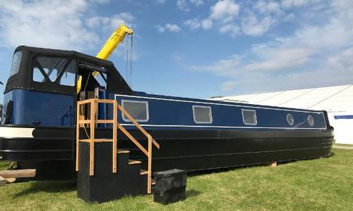 Image of Colecraft 46 Narrowboat for sale in United Kingdom for P.O.A. Woking, United Kingdom
