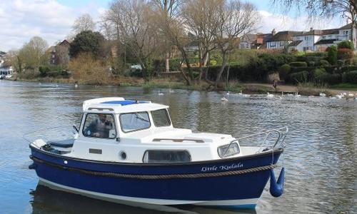 Image of Hardy Marine 20 for sale in United Kingdom for £9,950 Walton-on-Thames, United Kingdom