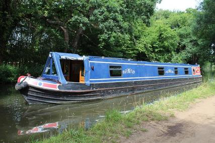 Narrowboat 57' 6'' Midland Canal Centre for sale in United Kingdom for £46,950