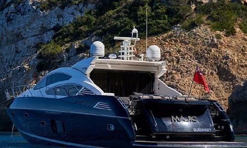 Image of Sunseeker Predator 74 for sale in Spain for €875,000 (£779,850) Denia, Spain
