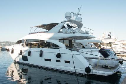 Princess 88 for sale in Italy for €4,820,000 (£4,401,867)