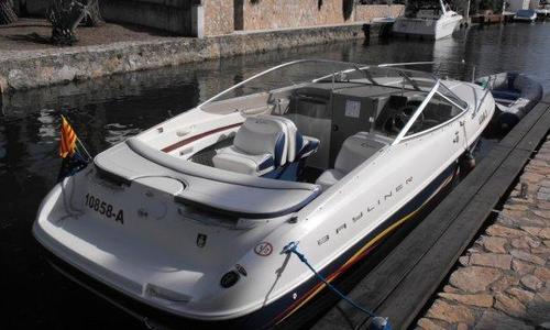 Image of Bayliner 232 Capri for sale in Spain for €21,500 (£18,681) Empuriabrava, Spain
