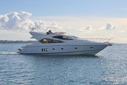 Sunseeker Manhattan 60 for sale in France for €450,000 (£398,537)
