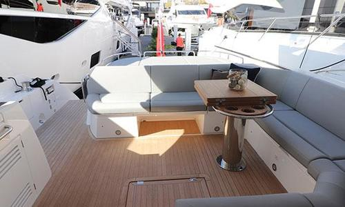 Image of Sunseeker Predator 57 for sale in Spain for €1,495,000 (£1,290,406) Mallorca, Andratx, Spain