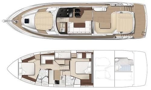 Image of Sunseeker Predator 57 for sale in United Kingdom for £925,000 Southampton, United Kingdom