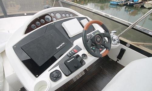 Image of Sunseeker Manhattan 66 for sale in United Kingdom for £495,000 Plymouth, United Kingdom