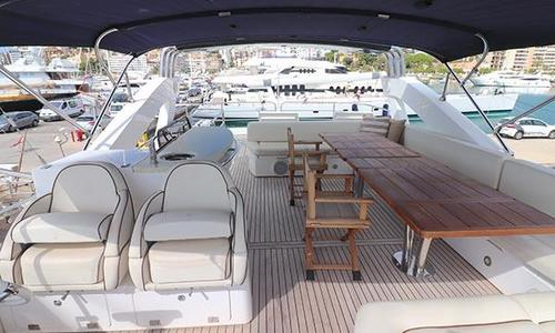 Image of Sunseeker Manhattan 73 for sale in Spain for €1,245,000 (£1,081,734) Palma de Mallorca, Spain