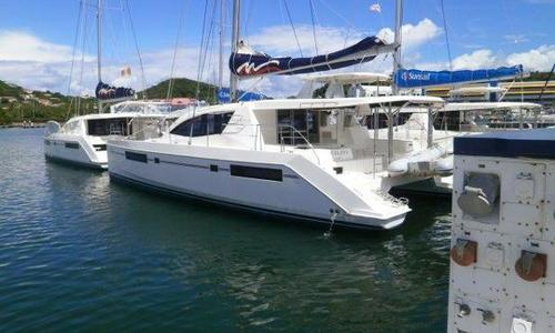 Image of Leopard 48 for sale in Saint Lucia for $439,000 (£314,522) Rodney Bay, Saint Lucia