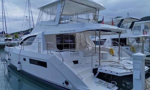 Image of Leopard 51 Powercat for sale in British Virgin Islands for $539,000 (£387,015) Road Town, British Virgin Islands