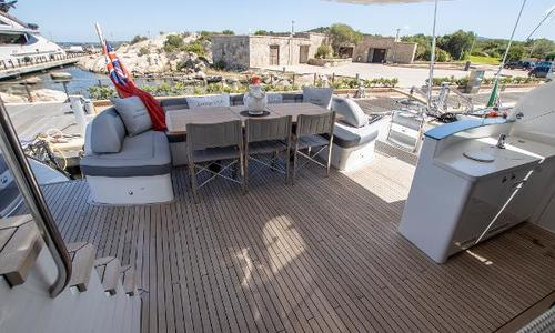 Image of Princess 88 for sale in Spain for €4,990,000 (£4,298,093) Mallorca, Spain